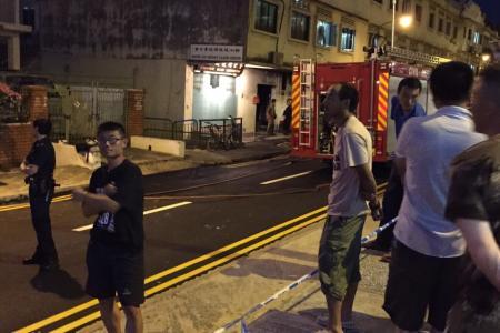 3 dead in Geylang shophouse fire