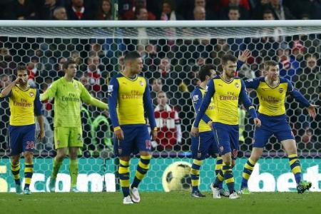 Galatasaray will punish Arsenal's porous defence