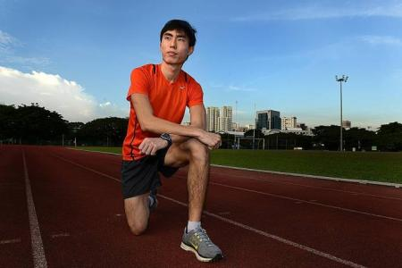 S'porean in US qualifies for SEA Games marathon with better time than Mok's gold medal effort