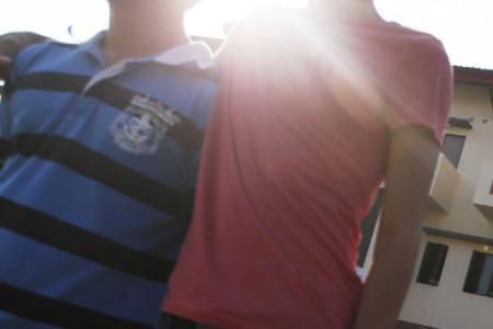 School discipline master jailed 6 weeks for molesting pupil, 12