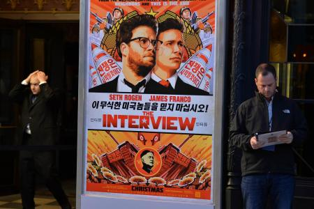 Sony Pictures cancels release of The Interview, suggests it won't even be on DVD