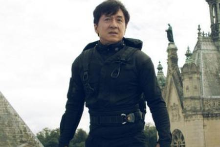 Jackie Chan laments not saving cinematographer who drowned