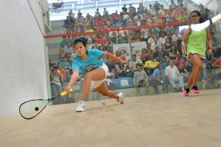 US-based Mao Shi Hui eyes SEA Games after reaching final