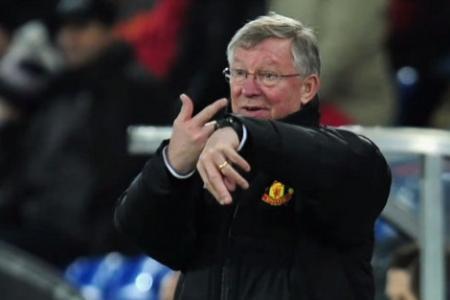 Ferguson: 'Fergie time' was just a little trick
