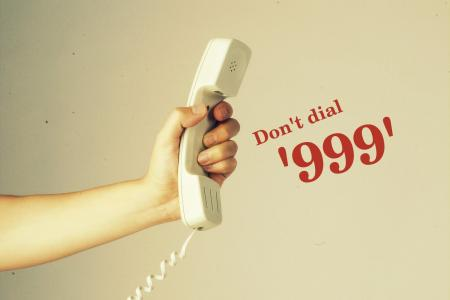 5 crazy reasons people call 999