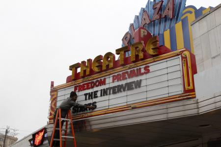 Sony to release The Interview after all, but only in a few US theatres