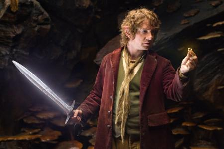 Want a Hobbit sword that glows when it detects open Wi-Fi? Here's how...