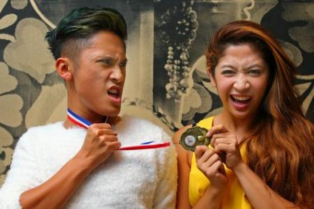 Flame Awards: Munah and Hirzi, favourite viral music video