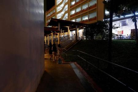 Lewd act near Admiralty bus stop angers woman