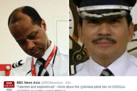 Missing Air Asia QZ8501: They're some of the faces on board