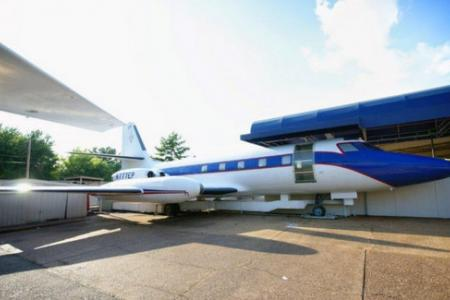 Late King of Rock n Roll's personal jets to fetch more than $13M