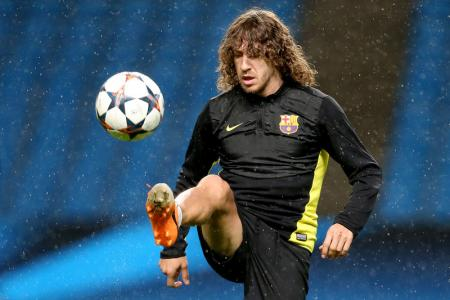 Trouble at the Nou Camp? Puyol leaves as Barca sack director