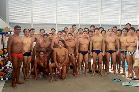 Water polo boys get foreign help for SEA Games defence