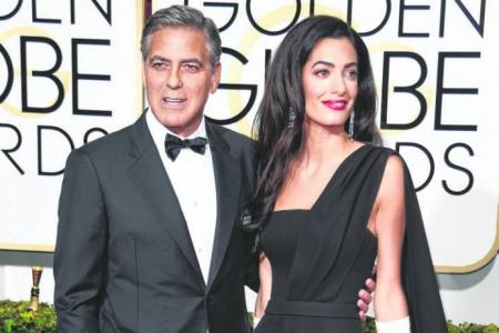 Why George Clooney was the real winner at the Golden Globes