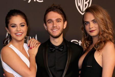 And finally... a Golden Globes after-party fashion round up