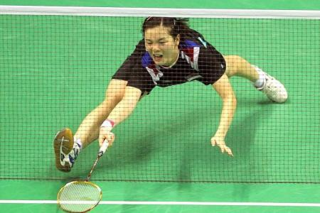Shuttler Fu switches from player to coach