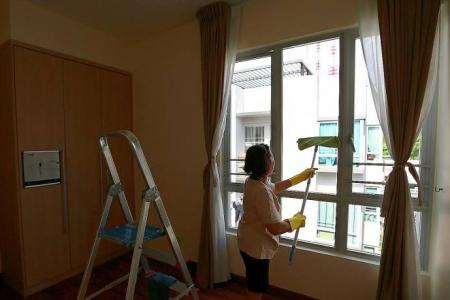 Huge demand for CNY cleaning services