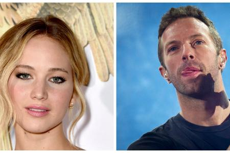 Jennifer Lawrence and Chris Martin are kind of a thing again
