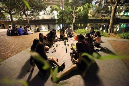 WATCH & VOTE: Are proposed curbs on public drinking 'timely'?
