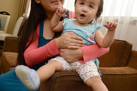 S'poreans rally to help blind baby from Bhutan