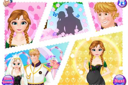 Someone has made the creepiest and weirdest Frozen-based game ever