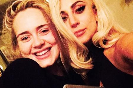 Lady Gaga and Adele to duet for Adele's new album?
