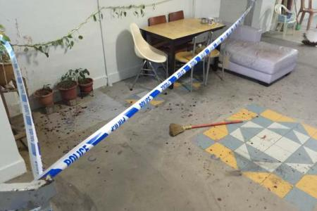 One dead, two injured in Marsiling slashing and fire
