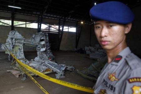 Indonesian investigator: Black box data to be excluded from Air Asia crash report