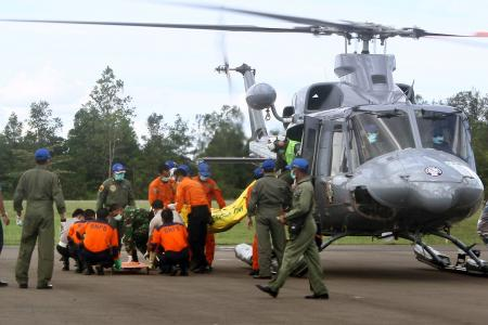 Indonesia's search for AirAsia crash victims could end in days
