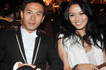 Congrats, Joanne Peh and Qi Yuwu! Here's why we bet you'll have a boy...
