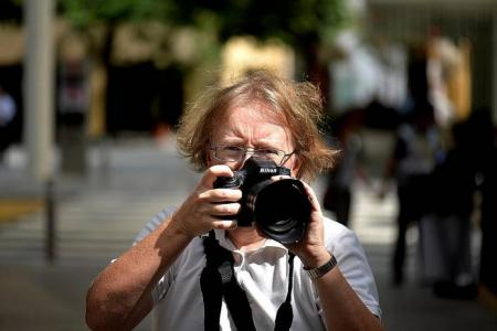 Canadian-born PR spent 2 years capturing more than 500 stories of ordinary people here
