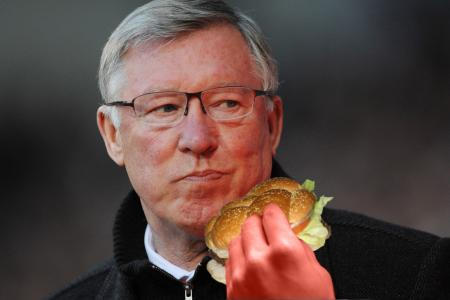 Can you handle a Fergie burger?