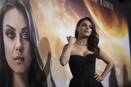 Mila Kunis finally takes the lead in Jupiter Ascending
