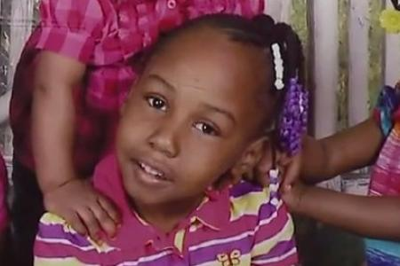 Girl Scout, nine, shot while selling cookies