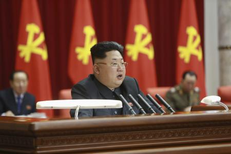 North Korean leader causes stir with new look