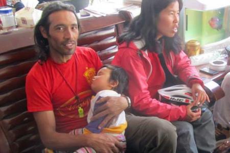 S'porean breaks leg, Chilean husband dies in cycling accident in Thailand