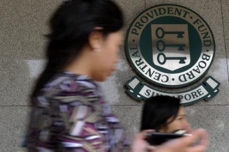 CPF Central Provident Fund