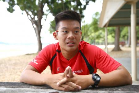 I was gushing blood, says poly student bitten by fish in Bedok Reservoir