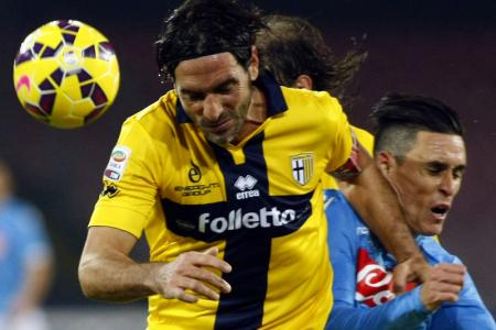 Serie A side Parma are so broke, their players have to do their own laundry