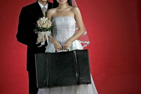 Couples buying wedding insurance to make sure their big day goes smoothly