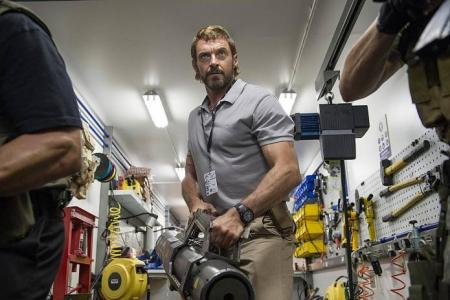 Hugh Jackman goes from nicest guy in Hollywood to bad guy in Chappie