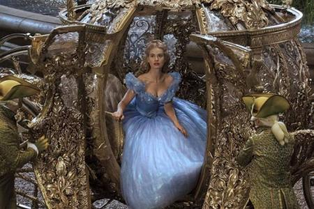 Nafa student designs gowns for Cinderella movie project