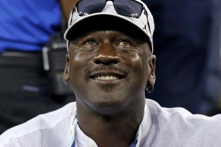 Jordan is first billion-dollar athlete