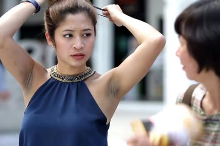 Nivea slammed for ad about S'porean woman with dark armpits