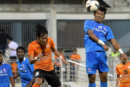 Defender Madhu shines in LionsXII's gritty draw