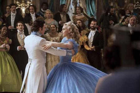 Movie date: Cinderella