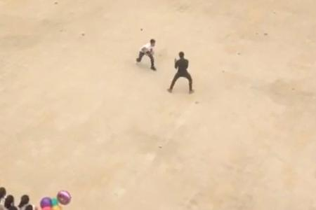 Witness on ITE fight: It was like a scene from Gladiator
