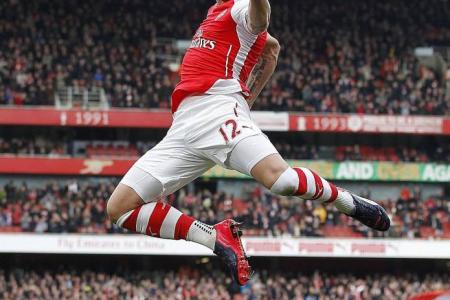 Watch out City, Gunners are coming for you