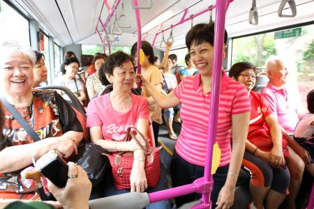 New bus service launched