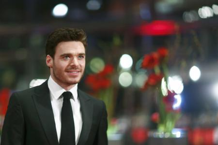 Fast five: Richard Madden